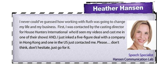 heather hansen test
